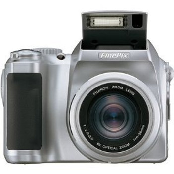 Fujifilm Finepix S3100 4MP Digital Camera with 6x Optical Zoom