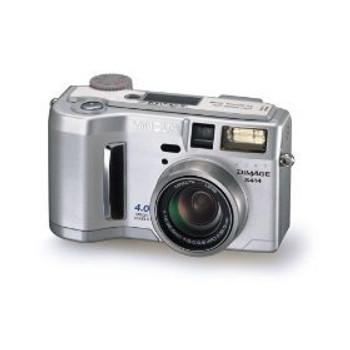 Konica Minolta Dimage S414 4MP Digital Camera w/ 4x Optical Zoom