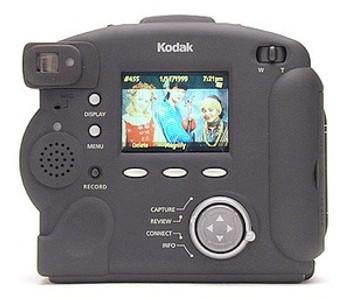 Kodak DC290 Digital Camera DC-290