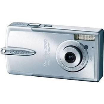 Canon Powershot SD20 5MP Ultra Compact Digital Camera