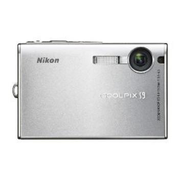 Nikon Coolpix S9 6MP Digital Camera