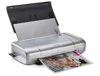 HP Deskjet 460c portable printer (bluetooth)
