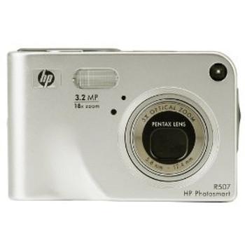 HP Photosmart R507 4.1MP Digital Camera with 3x Optical Zoom