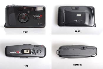 Yashica T4 35mm Camera