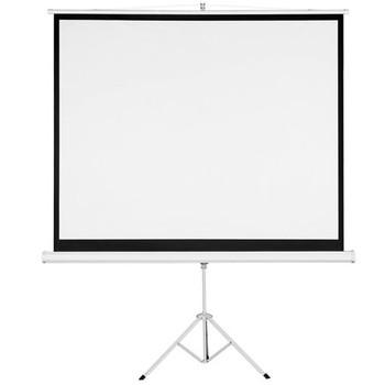 "Slide Projector Screen Da-Lite Projection Screen 84"" X 84"" Matte White"