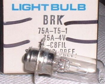 Singer Stylist (Exciter-Sound) 16mm lamp - Replacement Bulb - BRK