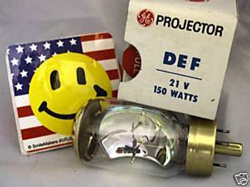 Keystone Camera Co. K-106Z 8mm Movie lamp - Replacement Bulb - DEF