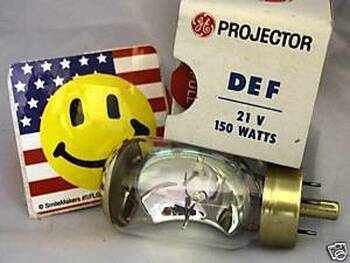 Keystone Camera Co. K-100G 8mm Movie lamp - Replacement Bulb - DEF
