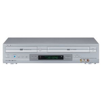 Sony SLV-D300P DVD/VCR Combo  (DVD player only & VCR player/recorder)