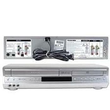 Toshiba SD-V392 DVD/VCR Combo (DVD player only & VCR player/recorder)
