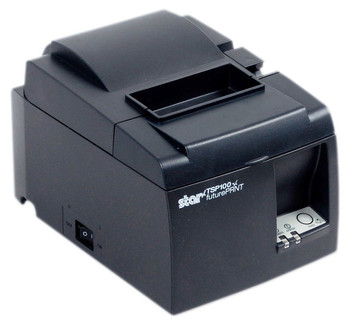 Star TSP100 Monochrome Direct Thermal Receipt Printer (TSP113U)