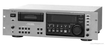 Sony PCM-R500 Digital Audio Recorder