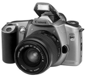 Canon EOS Rebel GII 35mm Film SLR Camera (35-80mm Lens)