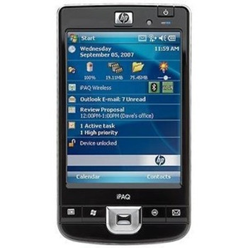 HP iPAQ 210 Pocket PC