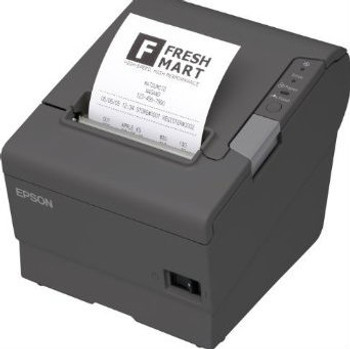 Epson TM T88V Monochrome Thermal Line Receipt Printer
