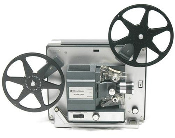 B&H Super 8mm film Projector
