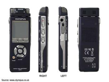 Olympus DS-50 Digital Voice Recorder