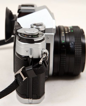 Canon AE-1 35mm film Camera SLR Manual Focus w/ FD 50mm lens