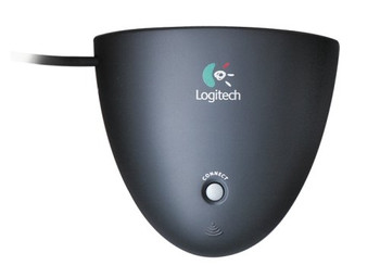 Logitech Trackman Cordless Wheel Optical Trackball