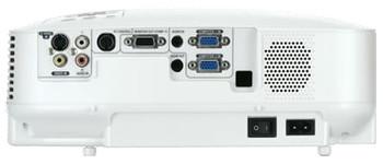 NEC VT470 Digital Multimedia LCD Projector