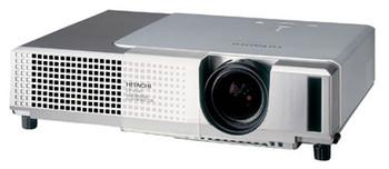 Hitachi CP-X345 LCD Movie Projector