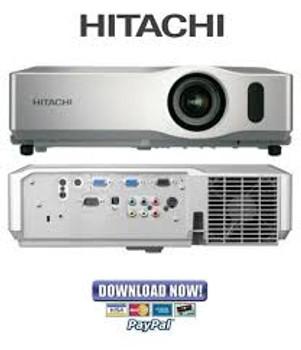 Hitachi CP-X201 2200 Lumens 7.7-Pound 3LCD Projector