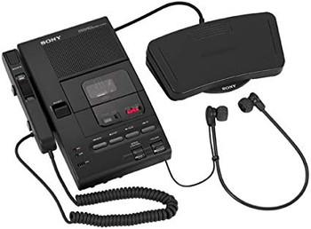 Sony M‑2020 Microcassette Transcriber