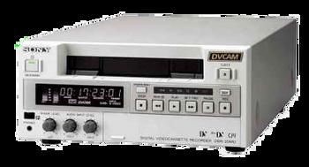 Sony DSR-20 DVCAM / DV / MiniDV VTR Player/Recorder