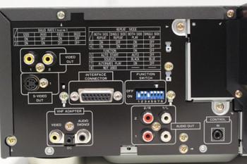 Pioneer CLD-V2600 laserdisc player
