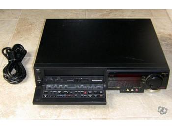 Panasonic AG-1970 Pro-Line S-VHS Editor VCR