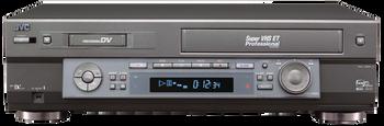 JVC SR-VS20U DUAL FORMAT S-VHS/MiniDV RECORDER