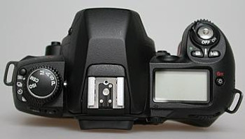 Nikon N80 35mm SLR Film Camera (28-80mm lens)
