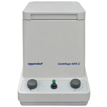 Eppendorf 5415C Centrifuge / Microcentrifuge with Rotor (F-45-18-11 5402)