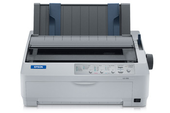 Epson LQ 590 Monochrome Dot-Matrix Printer