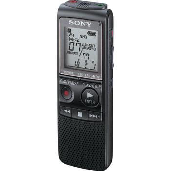 Sony ICD-PX820 Digital Voice Recorder (Black)