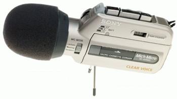 Sony M-100MC  Microcassette Voice Recorder