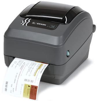Zebra GX420t Direct Thermal/Thermal Transfer Printer