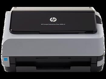 HP Scanjet Enterprise Flow 5000 s2 Sheet-feed Scanner