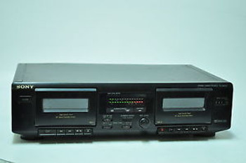Sony TC-WE305 Stereo Cassette Deck