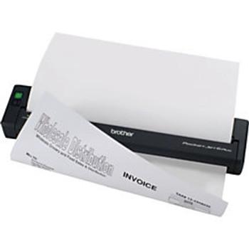 Brother PocketJet 6 Portable Monochrome Direct Thermal Printer