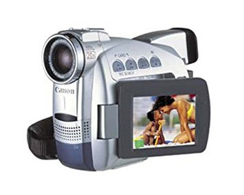 CanonNTSC ZR65MC MiniDV Camcorder w/20x Optical Zoom