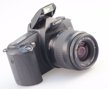 Canon EOS Rebel G 35mm Film SLR Camera with 35-80mm Lens