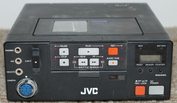 JVC HR-C3U Compact Video Cassette Recorder