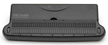 PAC Mate Omni QX-40 detachable braille display