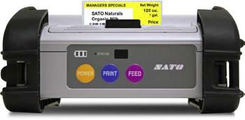SATO WWMB51070 Portable Barcode Printer
