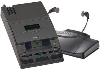 Philips 720 Mini-Cassette Transcriber