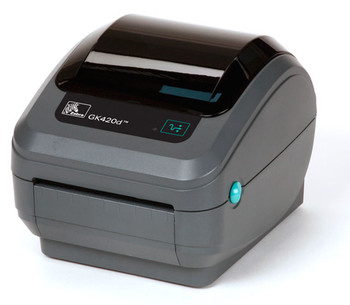 Zebra GK420d Direct Thermal/Thermal Transfer Printer