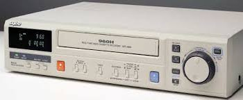 Sanyo SRT-8040 Real Time / Time Lapse VCR