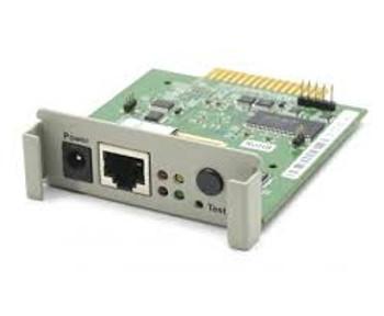 OKI Okidata OkiLAN 6120 I/e 10/100 Ethernet Printer Server Card