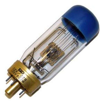 Optisonics - Mastermatic - 35mm Projection - Replacement Bulb Model- CZA/CZB
